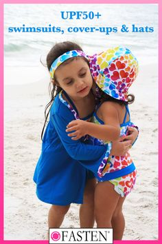 Sun protection for our kiddos is SO important. FASTEN kids swimwear is UPF 50+, which means it provide excellent sun protection to your infants, toddlers, and young girls. Oh, and add in our patented design (our swimsuits open and close at the waist!) and you'll be sure to have the best beach or pool day ever!  #FASTEN #FASTENista #beachday #UPF50 #sunprotection #babyswimwear #toddlerswimwear