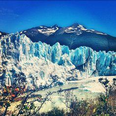 Parque Nacional Los Glaciares (Los Glaciares National Park) em El Calafate, Santa Cruz
