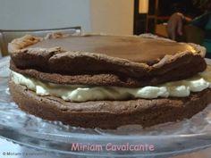 Receita de Torta Suiça