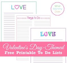 valentine day list pic