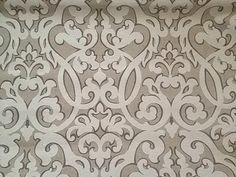 Custom Flat Roman Shade Window Treatment Designer by DrawnCompany
