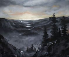 Buy Ithilien, Oil painting by Heidi Irene Kainulainen on Artfinder. Discover thousands of other original paintings, prints, sculptures and photography from independent artists. Paintings For Sale, Original Paintings, Irene, Sculptures, My Arts, Oil, Artists, Mountains, Artwork