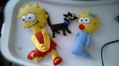 Criando a Família Simpsons