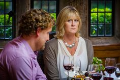 Sad news inspires Alan and Celia to have another wedding ceremony attended by all of their family and friends. Caroline whisks Kate off on a romantic weekend, but a disagreement threatens to end the relationship. Just as Gillian and Robbie are back on friendlier terms, a revelation from Judith changes everything. LAST TANGO IN HALIFAX, Season 2: Episode 4 Sunday, July 20, 2014, 8:00-9:00 p.m. ET on WPBT2.