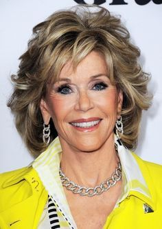 Image result for jane fonda hair on Grace and Frankie