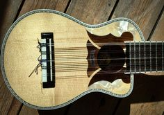 Charango Luthier El Chasqui Bolivia