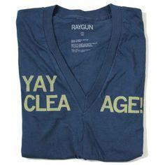 RAYGUN LLC: Yay Cleavage - RAYGUN LLC