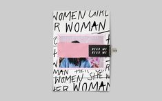 GIRLS is a personal project I am currently working on. The zine embodies a collection of feminist quotes, illustrations and photography. Graphic Design Layouts, Layout Design, Print Design, Web Design, Editorial Layout, Editorial Design, Layout Inspiration, Graphic Design Inspiration, Book Cover Design