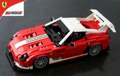 LEGO Ferrari 599XX Evoluzione