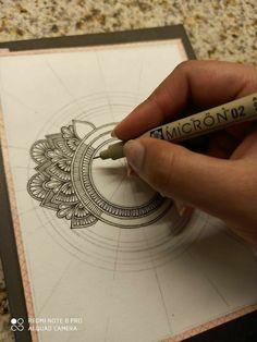 Mandala Doodle, Mandala Canvas, Mandala Artwork, Mandala Drawing, Mandala Painting, Mandala Art Therapy, Mandala Art Lesson, Kerala Mural Painting, Madhubani Painting