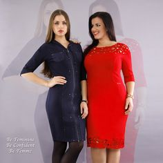 Straight and Plus Size Dresses