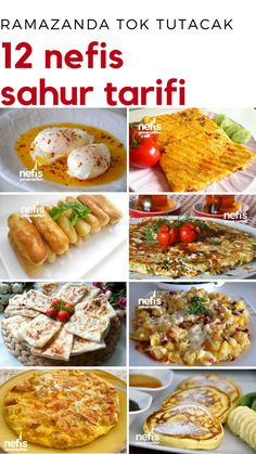 Ramazanda Tok Tutacak 12 Pratik Sahurluk Tarif – Nefis Yemek Tarifleri Sebze yemekleri – The Most Practical and Easy Recipes Yummy Recipes, Appetizer Recipes, Cooking Recipes, Yummy Food, Slow Cooker Recipes, Salad Recipes, Turkish Recipes, Ethnic Recipes, Vegetarian Breakfast Recipes