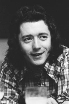 Rory Gallagher being interviewed by Music Life magazine, January 24th, 1974.