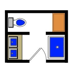 MASTER BATHROOM FLOORPLANS | Find house plans