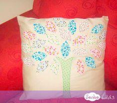 Almofada criativa - Sonho Lilás