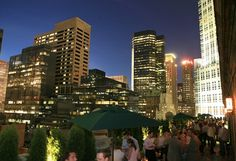 mad46 Rooftop Lounge - Loving New York City