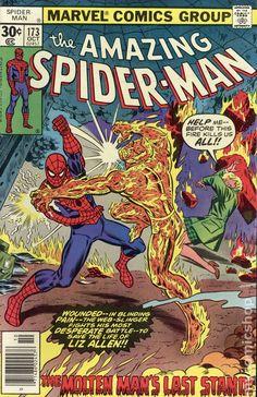 Amazing Spider-Man (1963 1st Series) 173