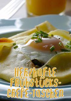 Bisschen dekadent aber ziemlich geil! Für noch mehr großartige Rezepte folge uns auf Pinterest und YouTube. Brunch, Mozzarella, Baked Potato, Cantaloupe, Eggs, Potatoes, Meat, Baking, Fruit