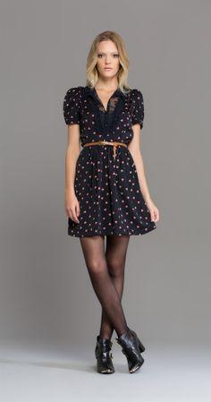 Vestido Love Renda | Lookbook | Antix Store