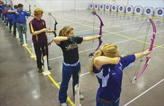 More than 1,200 students from all over Ohio will compete in the seventh-annual Arnold Archery Competition, which once again will showcase the Ohio National Archery in Schools Program (NASP) State Tournament.