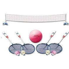 Poolmaster Across The Pool Volleyball / Badminton