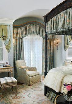 Bedroom Retreat, Dream Bedroom, Home Bedroom, Bedroom Decor, Bedroom Ideas, Dream Rooms, Bedroom Inspiration, Boudoir, Interior And Exterior