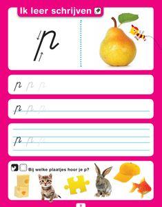 Gratis werkblad rondom schrijven voor kinderen uit groep 3 | Zwijsen