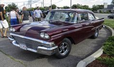 1958 Ford Custom 300 2dr