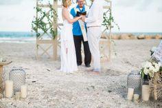 South Seas Wedding, Captiva Island,   Photography by Hunter Ryan Photo #beachwedding #weddingceremony