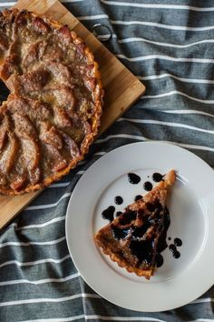 Pear & Quince Tart - Food&_ | Food, Stories, Recipes, Photography & Illustration