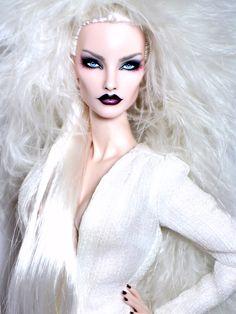Fashion Royalty Integrity Elise Jolie OOAK repaint Doll