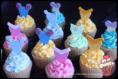 Princess Cupcakes   ~ Disney