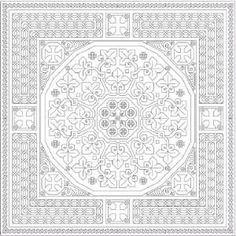 free blackwork patterns on pinterest | Free Blackwork Patterns | misc. craft ideas