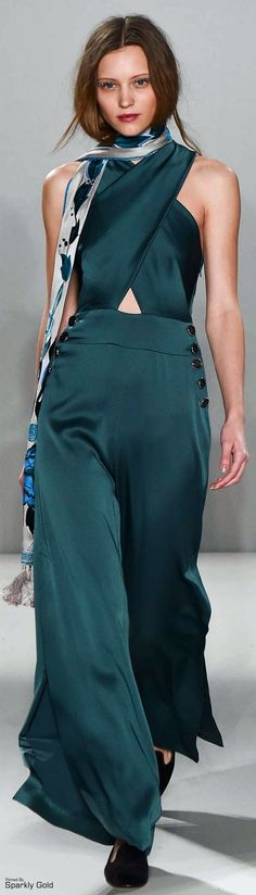 Temperley London Fall 2015 RTW. More fashion at www.jeannelm.com.
