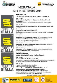 Gran finale premio Nebbiagialla 2014http://milanonera.hotmag.me/gran-finale-premio-nebbiagialla-2014/#