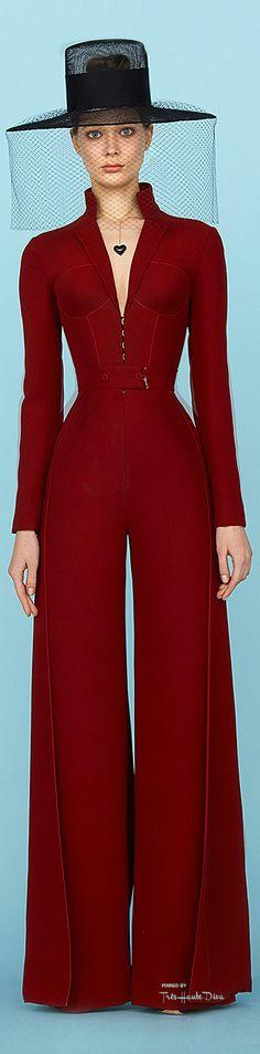 Ulyana Sergeenko Spring 2015 Couture ♔THD♔
