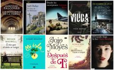 Libros más vendidos semana del 5 de septiembre al 11 de septiembre en ficción
