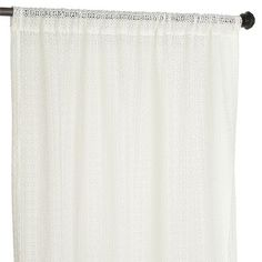 Cane Sheer Curtain  these are perfect!!!!  hope they come back in stock