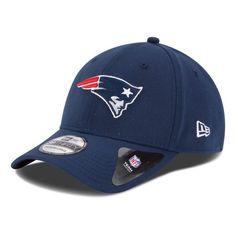 New England Patriots New Era 39THIRTY Team Classic Flex Hat – Navy Blue - $26.99