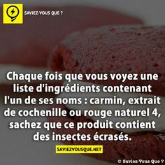 Saviez Vous Que? | Category Archive | Saviez-vous que ? True Facts, Funny Facts, Good To Know, Did You Know, Image Fun, What Really Happened, Science Facts, French Quotes, Psychology Facts