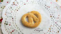 Biscotto Danese realistico ciondolo fimo pendente materiale creativo bigiotteria accessori, by Evangela Fairy Jewelry, 1,50 € su misshobby.com