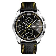 Relojes de Hombre Sport LED Digital Military Water Resistant Watch Digital Men *** Learn more by visiting the image link.Note:It is affiliate link to Amazon.