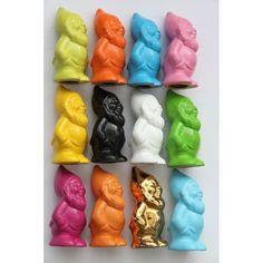 Different colors... (Gnomes, Gartenzwerge, nains de jardin Martin le coquin)