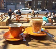 Café Ferlucci Situé au coeur de Villeray à pied du Métro et le Marché Jean-Talon. Trouvez-le sur Crema app Build An App, Montreal, Indie, Scene, Pasta, Coffee, Jeans Heels, Kaffee, Cup Of Coffee