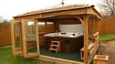 25 Most Mesmerizing Hot Tub Cover Ideas for Ultimate Relaxing Time !