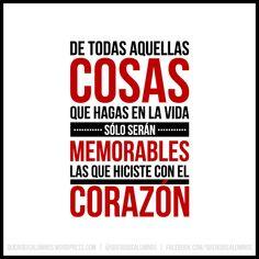 #Corazón frases @Luna Garcia