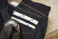 Momotaro Jeans x Indigoskin Lot 2