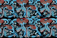 Artist and Designer Klaus Haapaniemi Textile Patterns, Textiles, Embroidered Cushions, Science Art, Repeating Patterns, Pattern Wallpaper, Decoration, Pet Birds, Fractals