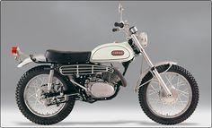 1968 Yamaha 250 Enduro DT1