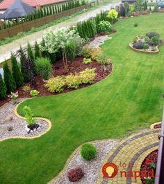 Záhradník vám ukáže jednoduchý spôsob, ako upraviť trávnik: Toto môže zmeniť celú vašu záhradu!